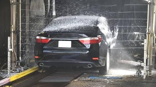 Usaha Kecil Cuci Kendaraan