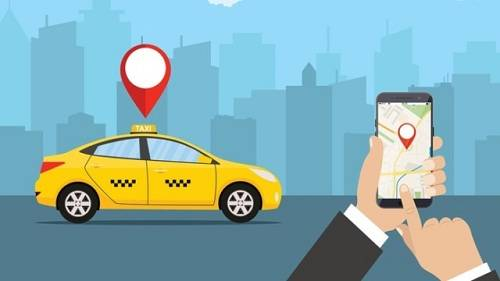 Penggunaan Transportasi Online