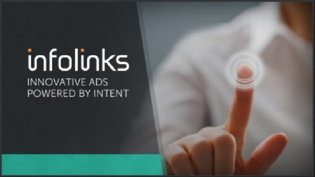 iklan dari infolinks