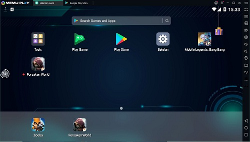 Cara Download dan Instal Apk Vtube di PC Laptop